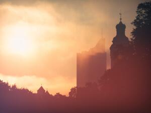 Leipzig - Skyline