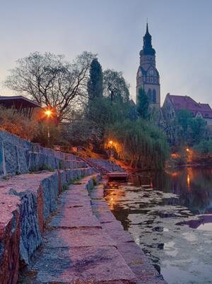 Leipzig - Karl-Heine-Kanal