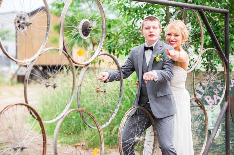 Hochzeitsfotografien Jule & Luke