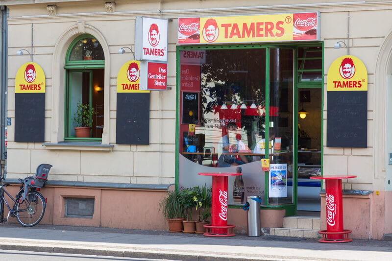 Tamers Bistro