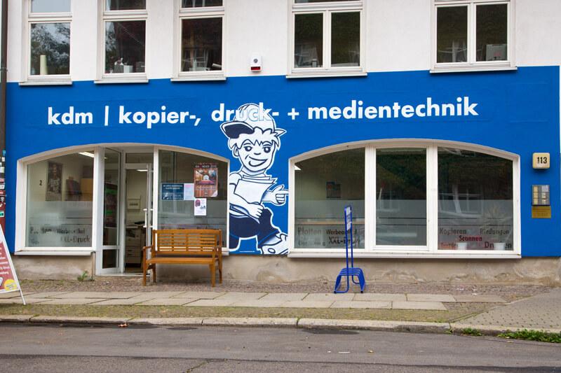 kopier-, druck- medientechnik GmbH