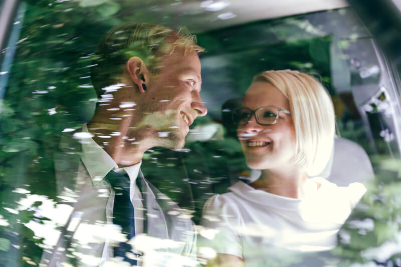 Hochzeitsfotografien von Philipp Kirschner