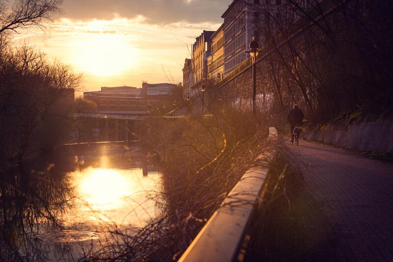 Karl-Heine-Kanal Leipzig