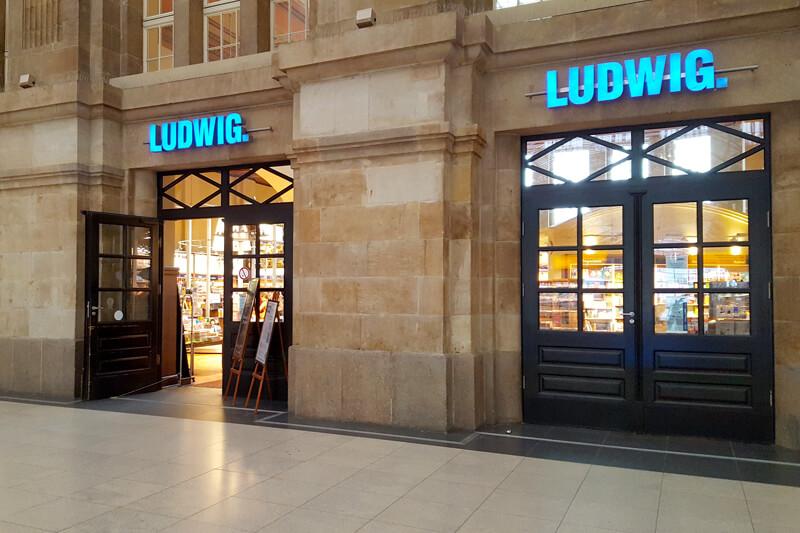 Ludwig Buchhandlung