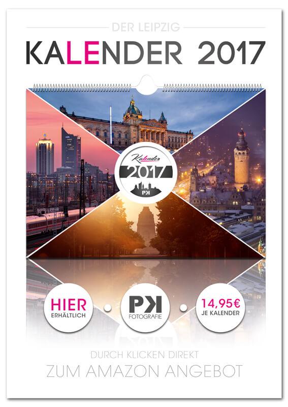 Leipzig Kalender 2017 Amazon