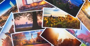 Postkarten Leipzig
