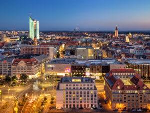 Leipzig Zentrum