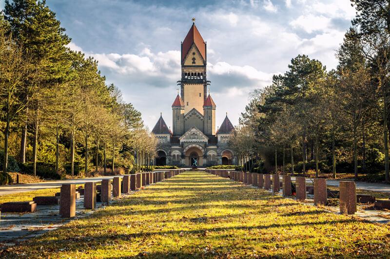Leipzig Sehenswürdigkeiten Südfriedhof